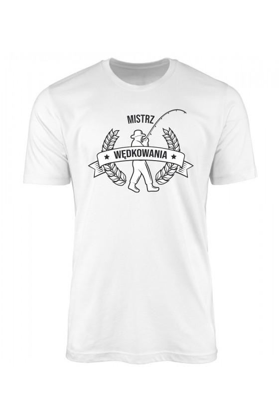Koszulka Męska Mistrz Wędkowania